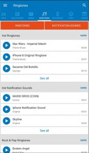 mobile9 ringtones