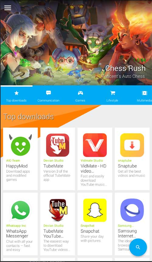 Uptodown App Store Download for Android - UptoDown Apk