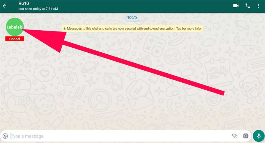 labalabi click to start application