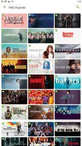 hotstar hbo page